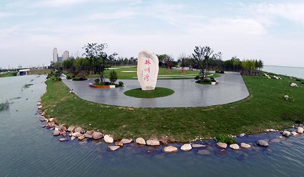 苏州湾广场公园